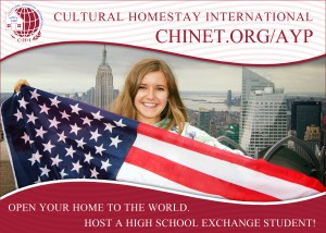 Host a High School Exchange Student