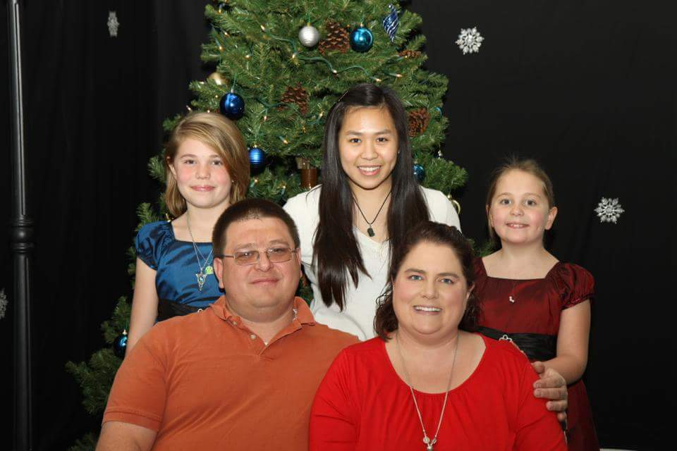 Exchange Student Becomes Family  CHI News