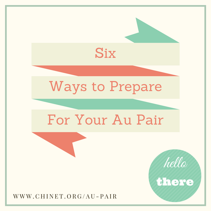 Six Ways to Prepare for Your Au Pair
