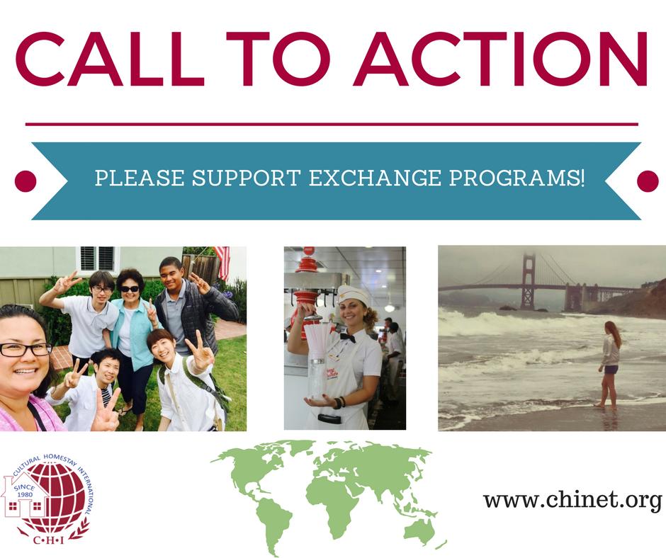 Support Exchange Programs