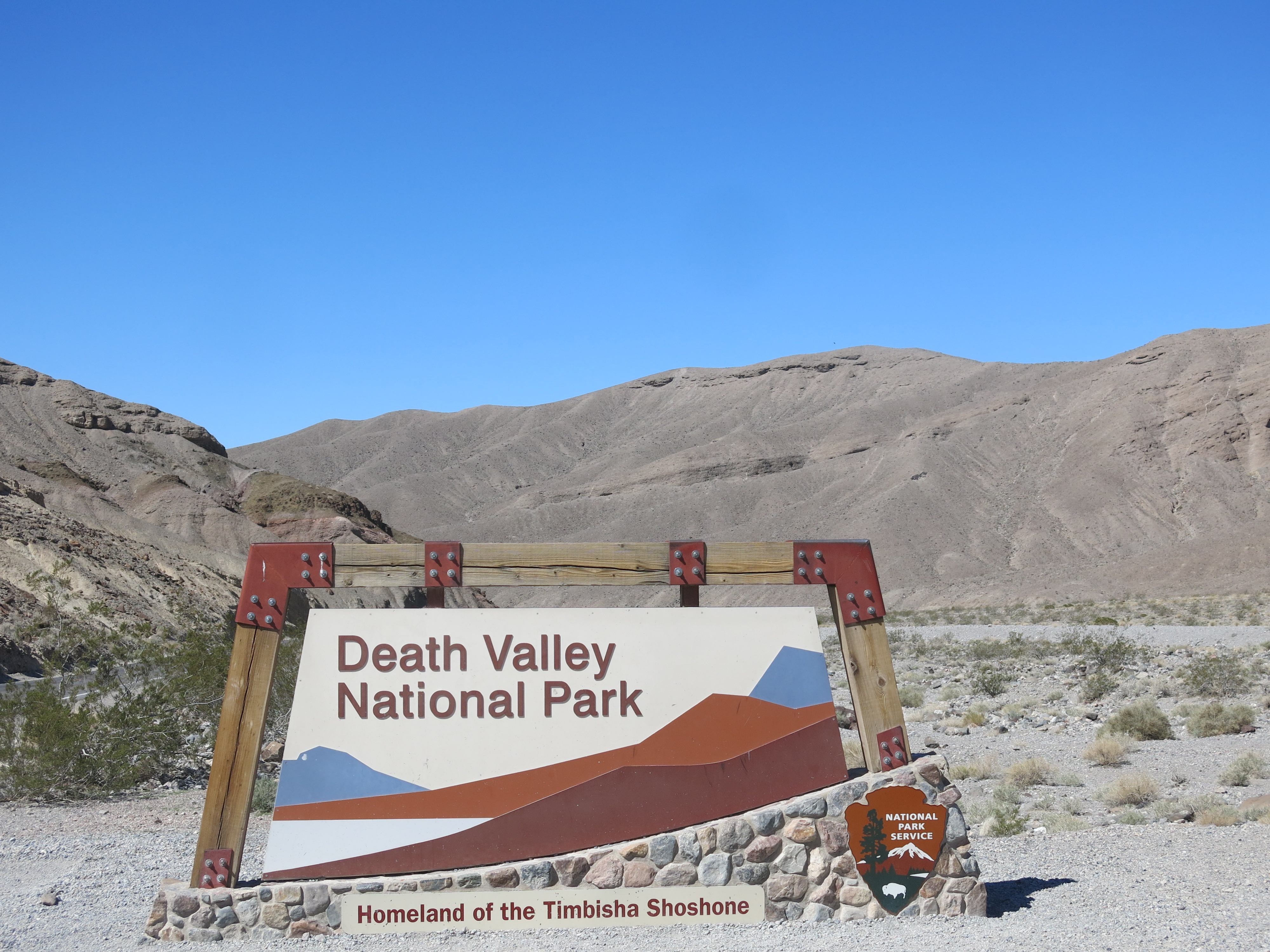 chi how to visit death valley national park in two days