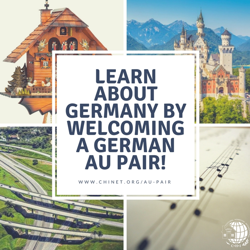au pair in germany requirements